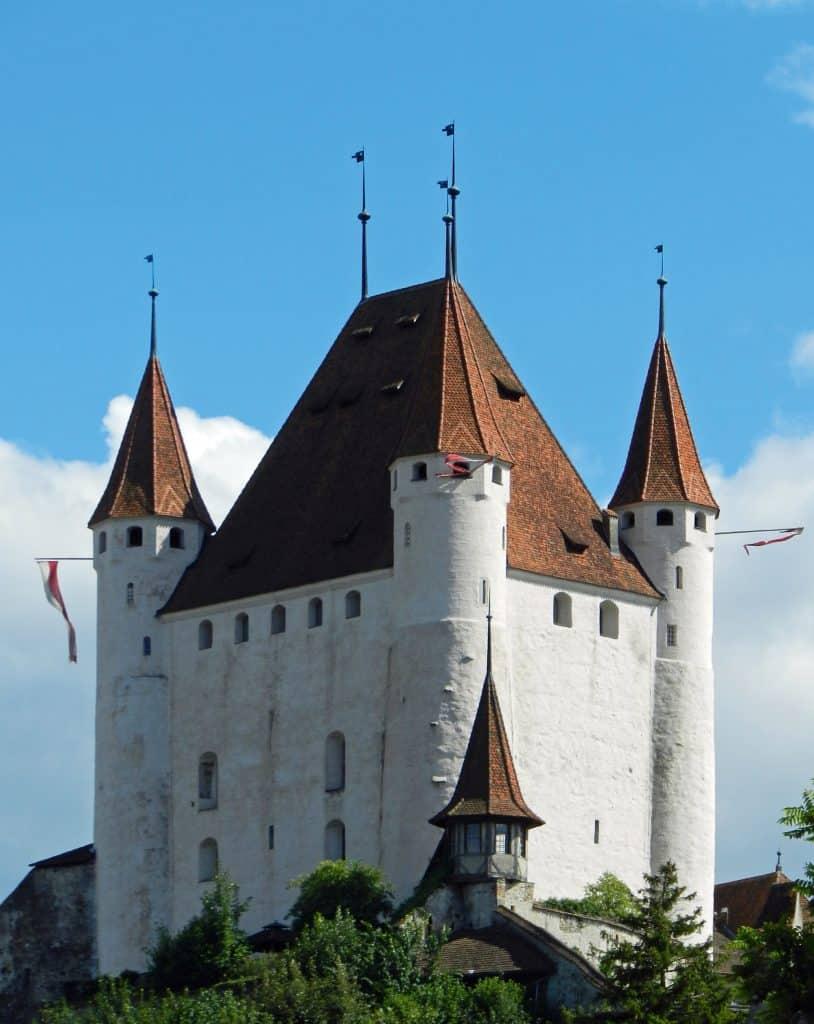 Die Burgen der Zähringer